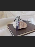 Amethyst Art Deco Necklace
