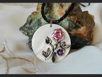 Romantic Flower Necklace