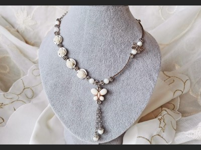 Romantic Shell Necklace