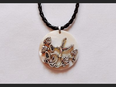Romantic Bird Necklace